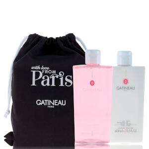 Gatineau Bumper Size Gentle Silk Cleanser and Toner Duo 2 x 400ml (Worth £64)