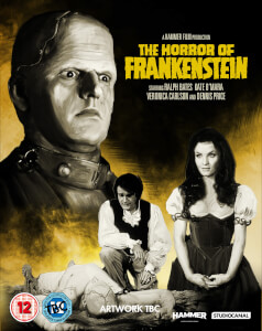 The Horror Of Frankenstein (Doubleplay)