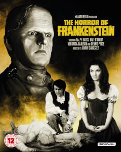 The Horror Of Frankenstein (Doubleplay)