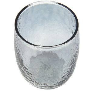 Nkuku Ozari Tumbler - Aged Silver