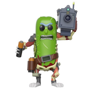 Rick & Morty Pickle Rick with laser Funko Pop! Vinyl