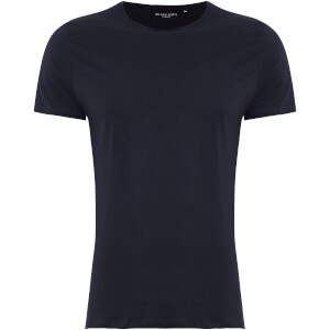 Brave Soul Men's Fresher T-Shirt - Dark Navy