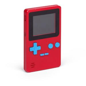 ORB - Retro Konsole Handheld rot - inkl. 152x 8-Bit Spielen