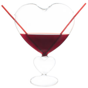 Heart Shaped Party Bowl