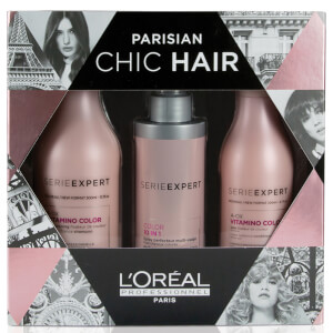 L'Oreal Professionnel Serie Expert Vitamino Color A-OX Holiday Gift Set (Worth $89.00)