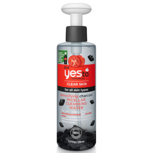 yes to Tomatoes Detoxifying Charcoal Micellar Cleansing Water -misellivesi, 230ml