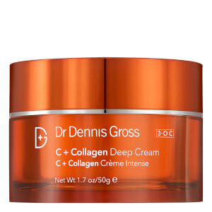Dr Dennis Gross Skincare C + Collagen Deep Cream 50ml