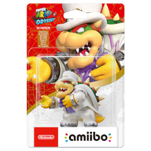 Bowser (Wedding Outfit) amiibo (Super Mario Collection)