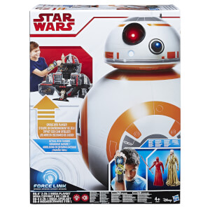 Hasbro Star Wars Episode 8: BB-8 2 in 1 Mega Playset