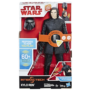 Star Wars E8 Hero Series Interactech Figure