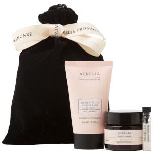Aurelia Probiotic Skincare The Illuminate Set (Free Gift) (Worth £36.80)