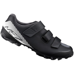 Shimano ME2 MTB Shoes - Black/White