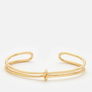 Olivia Burton Women's Forget Me Not Cuff Bracelet - Gold