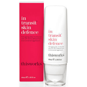 this works In Transit Skin Defence SPF 45 40ml