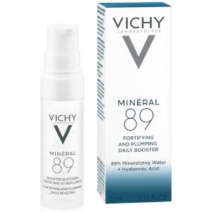 Vichy Mineral 89 Hyaluronic Acid Face Moisturiser 5ml Deluxe Sample (Free Gift)