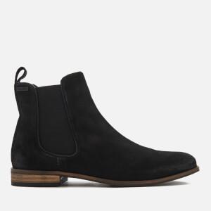 Superdry Women's Millie Suede Chelsea Boots - Black Suede