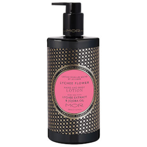 MOR Emporium Classics Lychee Fower Hand And Body Wash 500ml
