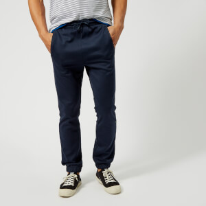 BOSS Green Men's Hadiko Sweatpants - Navy
