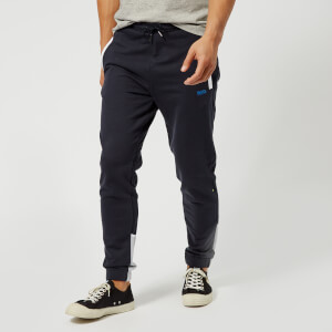 BOSS Green Men's Halko Sweatpants - Navy