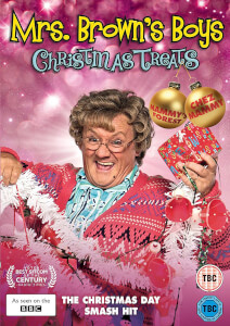 Mrs. Brown's Boys - Christmas Treats (Includes Ultraviolet Copy)