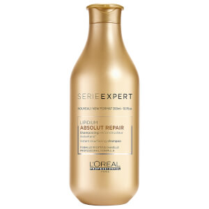 L'Oréal Professionnel Serie Expert Absolut Repair Lipidium Shampoo 10.1 oz