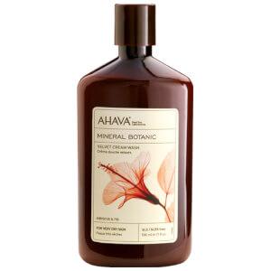 AHAVA Mineral Botanic Hibiscus & Fig Velvet Cream Wash
