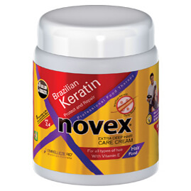 Embelleze Novex Brazilian Keratin Hair Care Treatment Cream