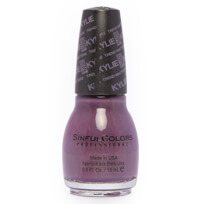 SinfulColors Kylie Jenner Trend Matters Velvet Collection - Purple Kraze