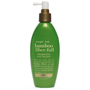 OGX Beauty Strength + Body Bamboo Fiber-Full Thickening Root Booster