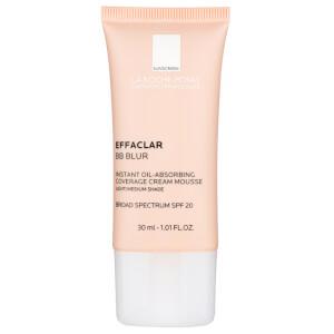 La Roche-Posay Effaclar BB Blur Instant Oil Absorbing Coverage Cream Mousse - Light/Medium