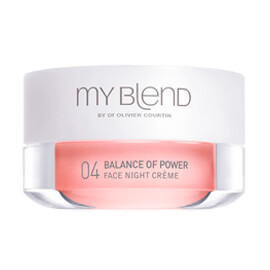My blend FORMULE 04 NUIT, Balance of Power, Peau normale occasionnellement grasse
