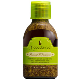 Macadamia Huile curative