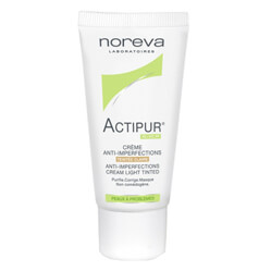 Noreva ACTIPUR® CREME ANTI-IMPERFECTIONS TEINTEE CLAIRE