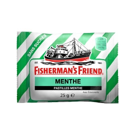 Fisherman's Friend Menthe Sans Sucres
