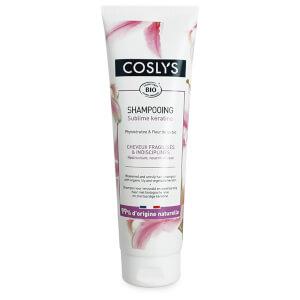 Coslys Shampooing kératine cheveux fragilisés & indisciplinés