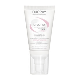 Laboratoires Dermatologiques DUCRAY Ictyane crème hydratante protectrice SPF15