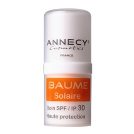 Annecy Cosmetics Baume Solaire Soin SPF 30