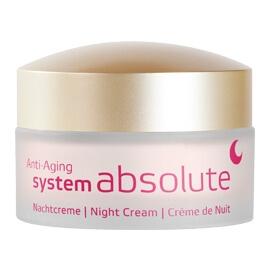 Anne Marie Börlind System absolute - crème de nuit anti-âge