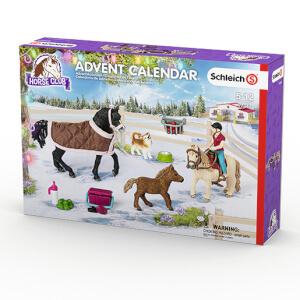Schleich Advent Calendar 2017 - Horse Club