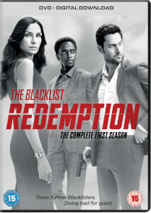 The Blacklist - Redemption: Season 1
