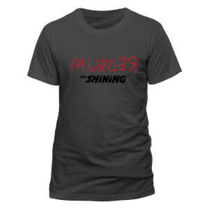 The Shining Men's Murder T-Shirt - Grey