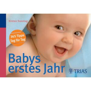 Trias Babys erstes Jahr
