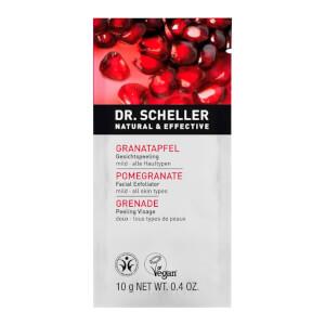 DR. SCHELLER NATURAL & EFFECTIVE Granatapfel Gesichtspeeling