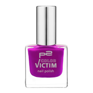p2 cosmetics color victim nail polish
