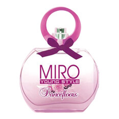 MIRO Love Kollektion: I love… Eau de Toilette