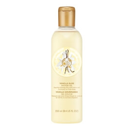 The Body Shop Vanilla Bliss Shower Gel