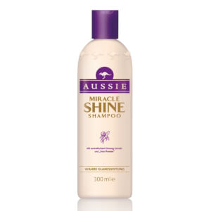 Aussie Hair Care Miracle Shine Shampoo