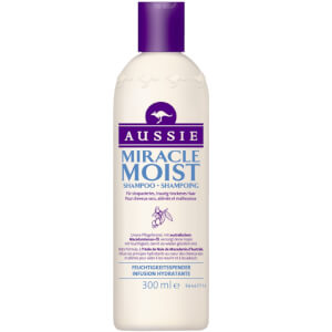 Aussie Hair Care Miracle Moist Shampoo