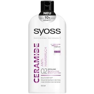 SYOSS Ceramide Complex Anti-Haarbruch Spülung