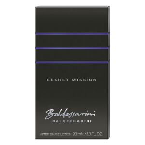 BALDESSARINI SECRET MISSION After Shave Lotion Splash